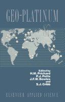 Geo-Platinum 87 Pdf/ePub eBook