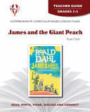 James and the Giant Peach Teacher Guide Book