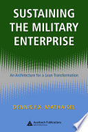 Sustaining the Military Enterprise