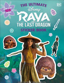 Disney Raya and the Last Dragon Ultimate Sticker Book
