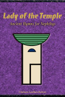 Lady of the Temple  Ancient Hymns for Nephthys