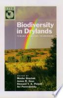 Biodiversity in Drylands