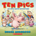 Ten Pigs  a Board Book