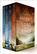 The Hobbit and the Lord of the Rings Boxed Set Book