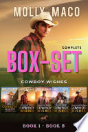 Cowboy Wishes Complete Boxset   Western Romance