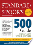 Standard   Poor s 500 Guide  2010 Edition