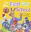 On the First Day of School   CD Book