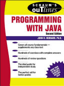 Schaum s Outline of Programming with Java
