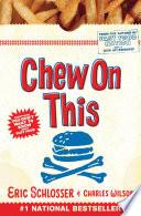 Chew On This PDF
