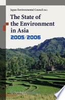 The State of Environment in Asia Book