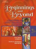 Beginnings and Beyond Book