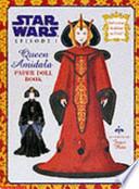 Queen Amidala Paper Dolls