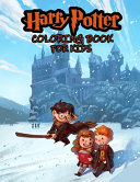 Harry Potter Coloring Book For Kids