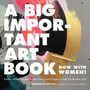 A Big Important Art Book  Now with Women