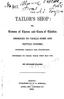 The Tailor s Shop  Or  Crowns of Thorns and Coats of Thistles