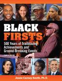 Black Firsts Pdf/ePub eBook