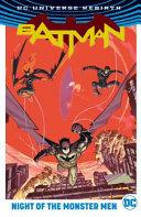 Batman: Night of the Monster Men by Tom King