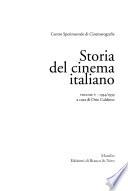 Storia del cinema italiano: 1934