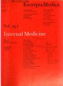 Excerpta Medica  Section 6  Internal Medicine