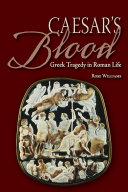 Pdf Caesar's Blood