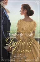 Duke of Desire Pdf/ePub eBook