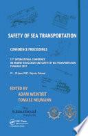 Safety of Sea Transportation