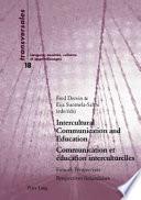 Communication Et Éducation Interculturelles