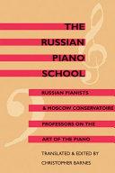 The Russian Piano School