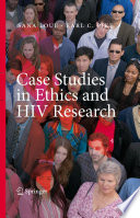 Case Studies In Ethics And Hiv Research Book PDF