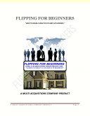 Flipping For Beginners