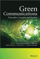 Pdf Green Communications Telecharger