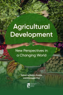Agricultural development: New perspectives in a changing world [Pdf/ePub] eBook