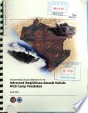 Advanced Amphibious Assault Vehicle  Marine Corps Base Camp Pendleton and San Clemente Island Range Complex