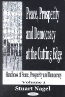 Peace, Prosperity, and Democracy at the Cutting Edge
