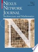 Nexus Network Journal 10 1 Book PDF
