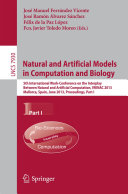 Natural and Artificial Models in Computation and Biology