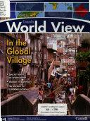 Canada World View Book
