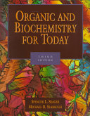 Organic And Biochemistry For Today Book PDF