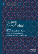 Huawei Goes Global Book