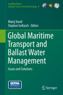 Global Maritime Transport and Ballast Water Management ebook
