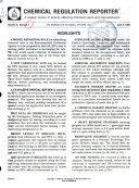 Chemical Regulation Reporter