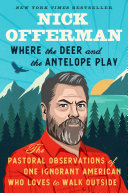 Where the Deer and the Antelope Play Book