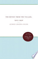 The Revolt from the Village  1915 1930