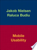 Mobile Usability Book