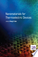 Nanomaterials for Thermoelectric Devices