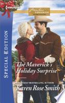 The Maverick s Holiday Surprise
