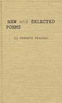 New and Selected Poems Book