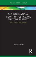 The International Court of Justice in Maritime Disputes Pdf/ePub eBook