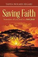 Saving Faith Pdf/ePub eBook