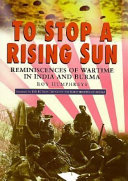 To Stop a Rising Sun Book PDF